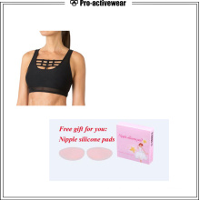 Beautiful Custom Fitness High Stylish Professional Clothing Bra